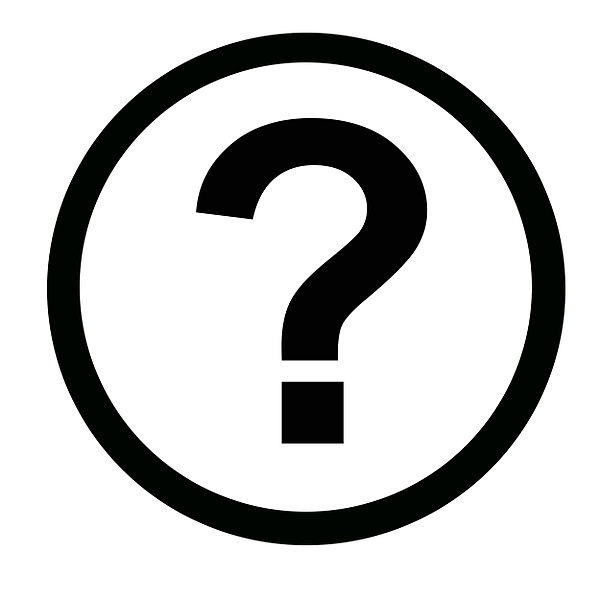 Black-Question-Mark